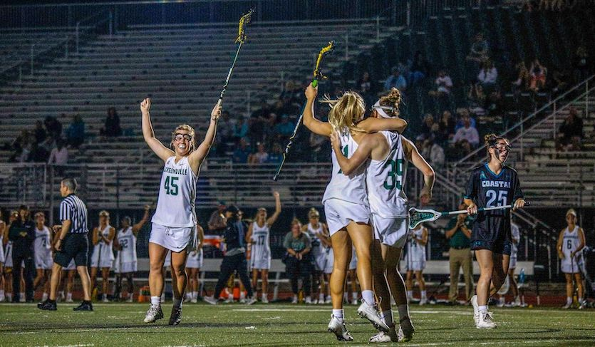 Dolphins Fend off Chanticleers In #ASUNWLax Championship Rematch
