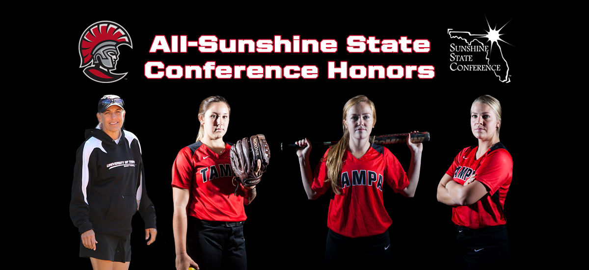 Spartans Garner Conference Honors