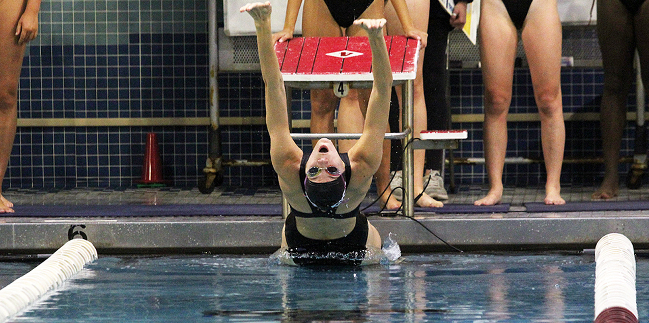 Robyn Remschel, McMurry University, Swimmer of the Week (Week 11)