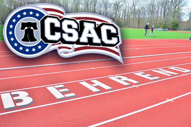 Men's and Women's Track & Field Set for CSAC Championships