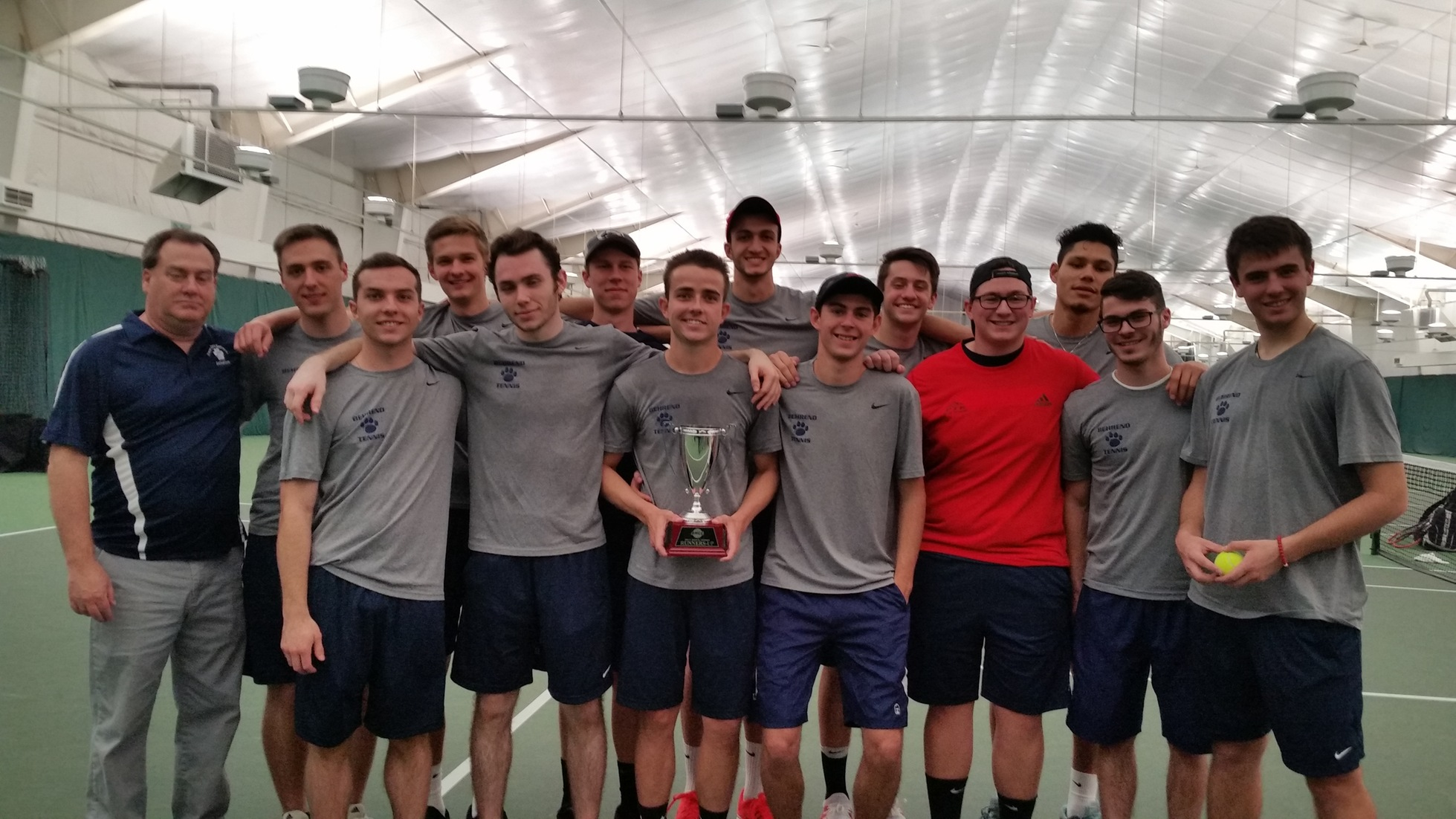 Lions Finish Runners Up at AMCC Championships