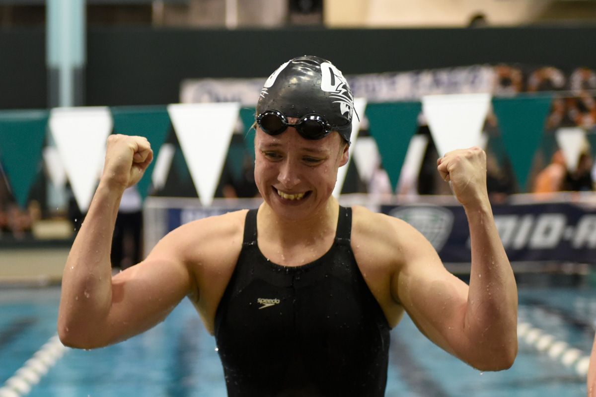 Ohio Swimming and Diving Finishes 2018 MAC Championships in Seventh Place