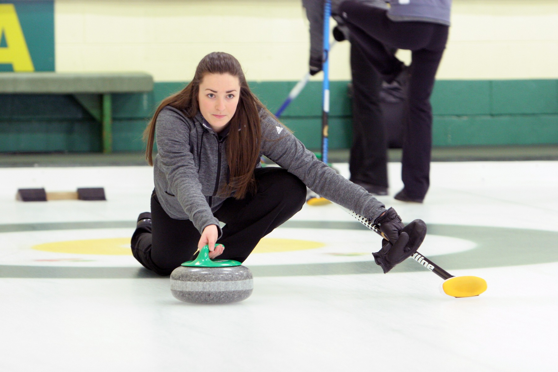 PREVIEW: Knights Curling heads to the Soo in search of OCAA Gold