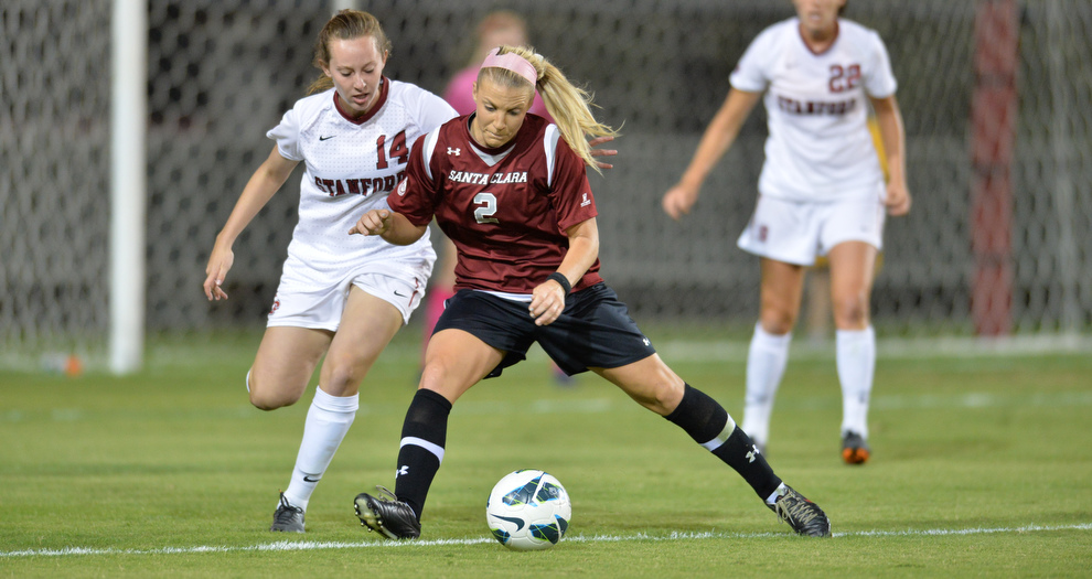 Women's Soccer to Face Virginia Tech in Sweet 16