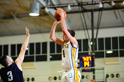 Goucher Rebounds at Carnegie Mellon Tournament With A Win Against Mt. Aloysius