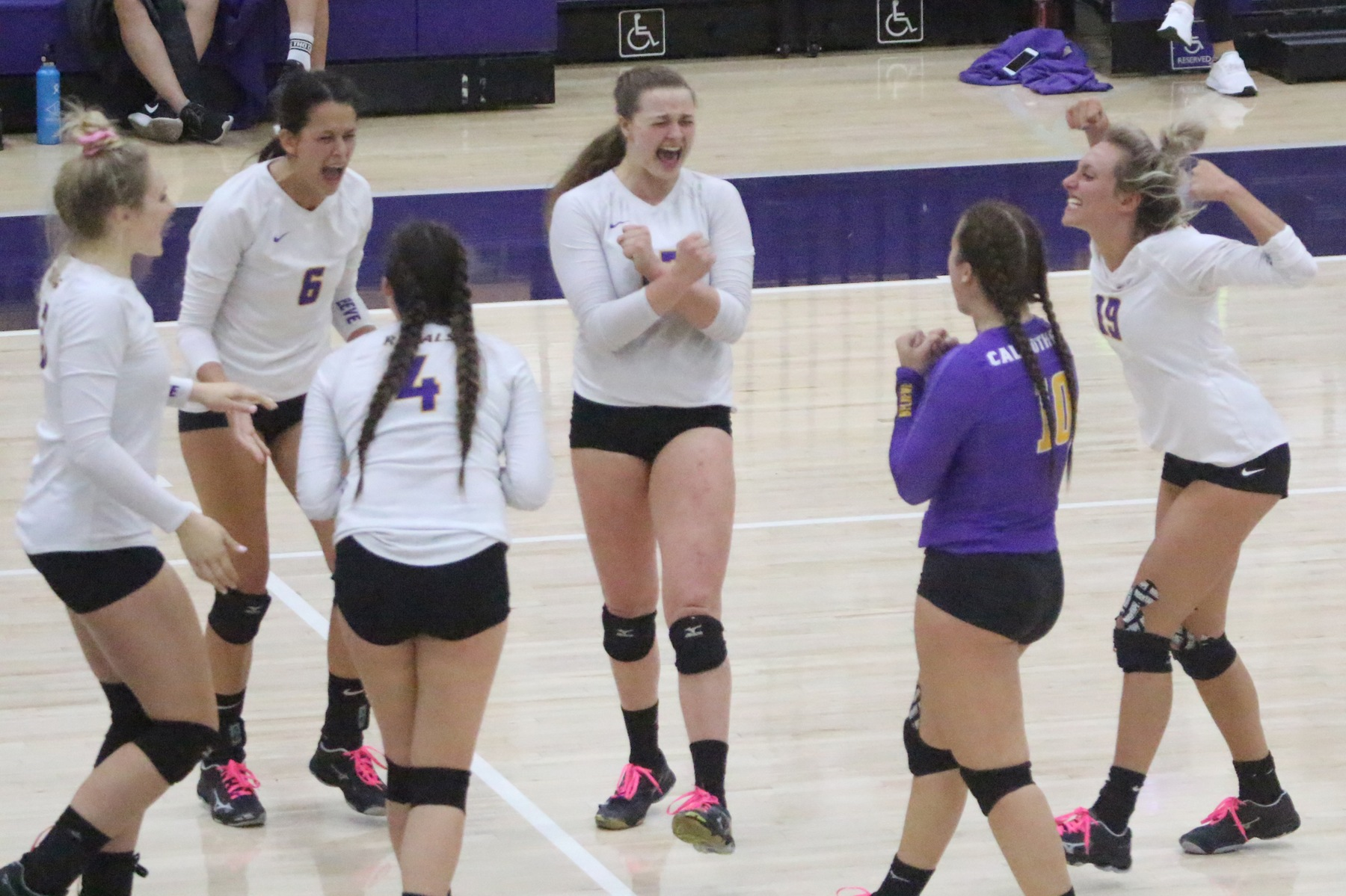 Regals defeat Panthers and advance to SCIAC Tournament Championship match.