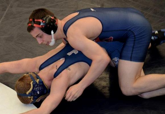 Giorgio Named D3Wrestle.com Freshman of the Year