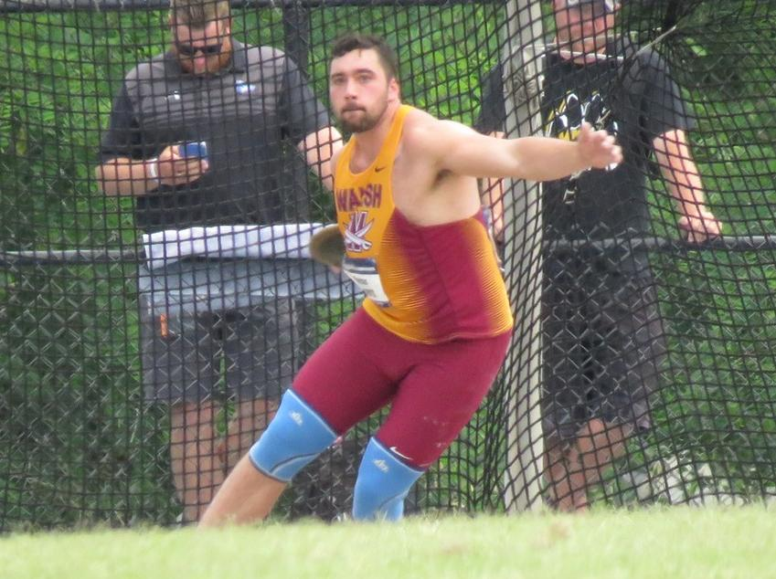 Myers Becomes Four-Time All-American With Seventh Place Finish In Discus
