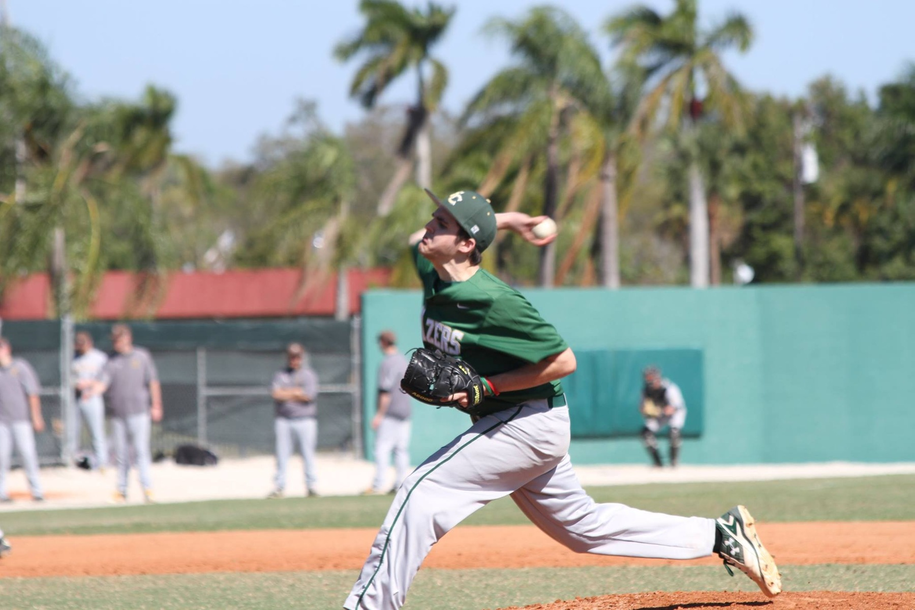 Baseball Notches First Victory Of The Season