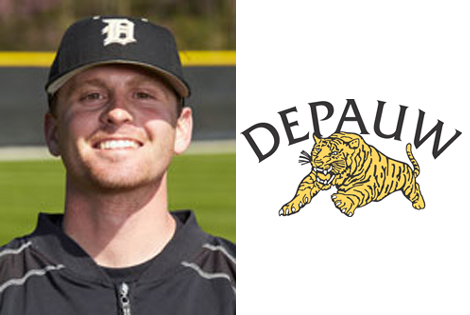 Jake Martin Appointed Interim Head Baseball Coach at DePauw