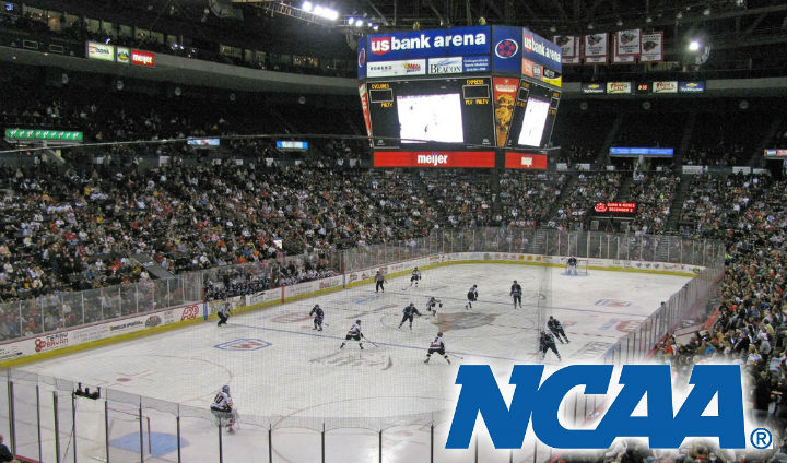 Tickets For Ferris State Hockey's NCAA Tourney Appearance Go On Sale Monday Morning