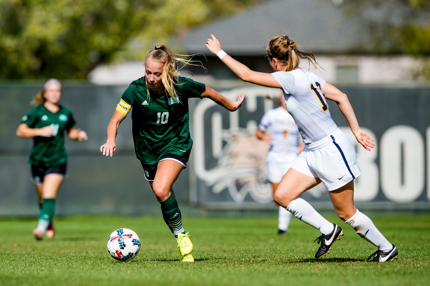 Ohio Soccer Falls to Toledo, 2-1