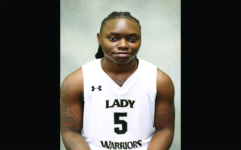 Lady Warriors Win Big Over Visiting Bishop State 100-48