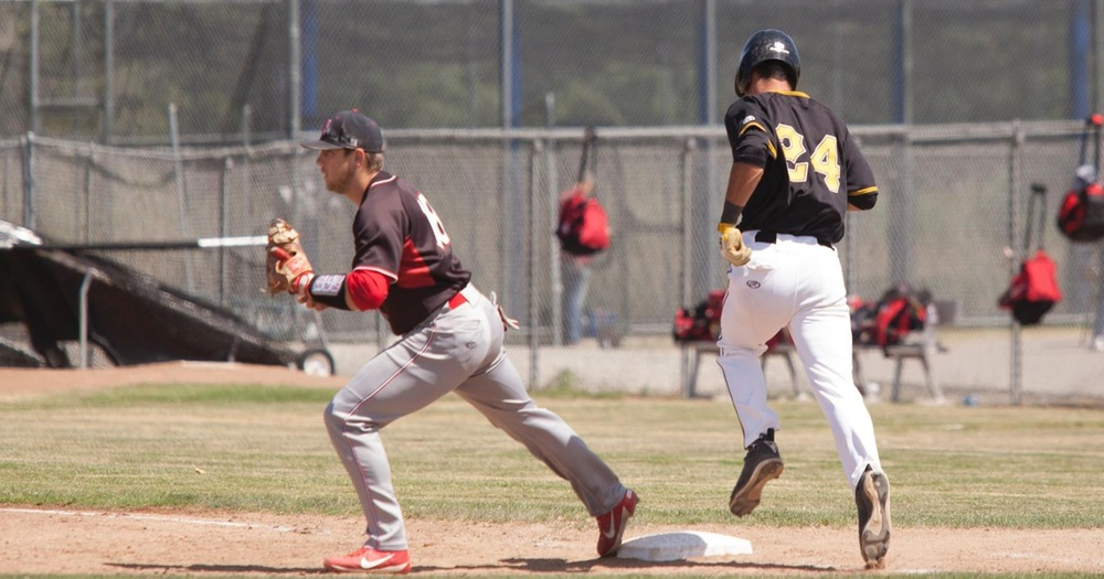 COM Baseball Errs, Drops Matchup With Cabrillo College 10-5
