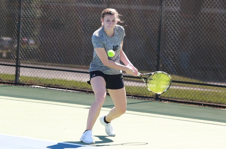 Women's Tennis: Piedmont hands Panthers 6-3 loss in conference-counting match