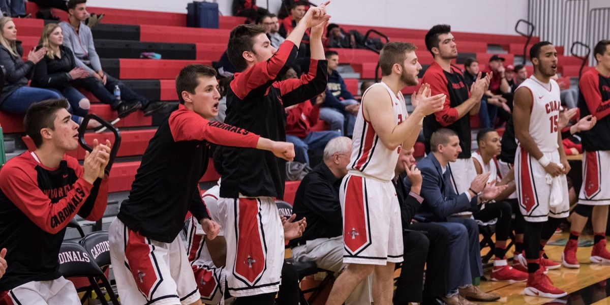 Photo for Weekly Preview: Men's basketball takes to the road for two WHAC contests