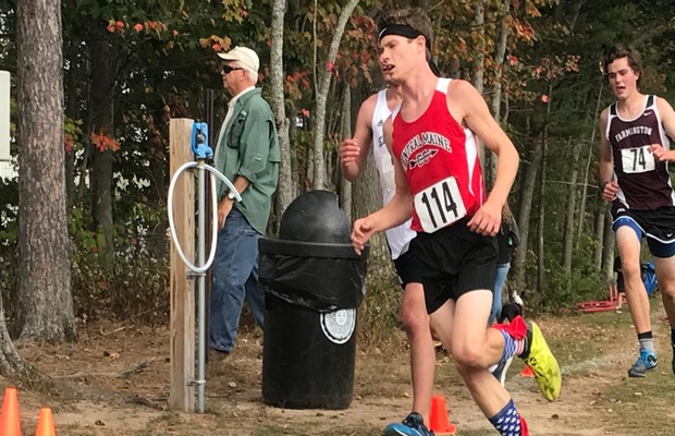 Mustangs run fast at second Bowdoin Invitational meet