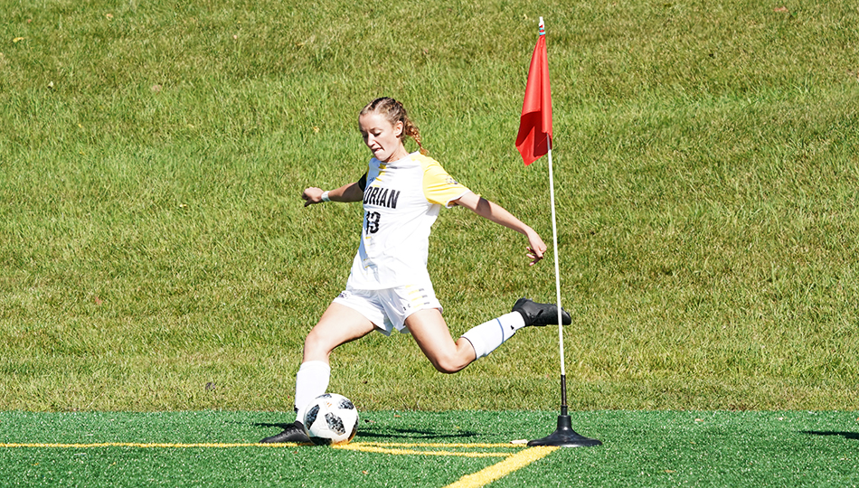 Two Goals Not Enough in Stalemate with Wooster