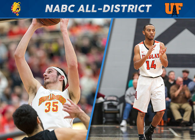 Five GLIAC Standouts Named NABC Men's Basketball All-District