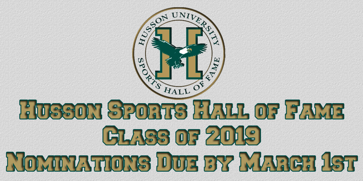 Husson Sports Hall of Fame Class of 2019 Nominations Due by March 1st