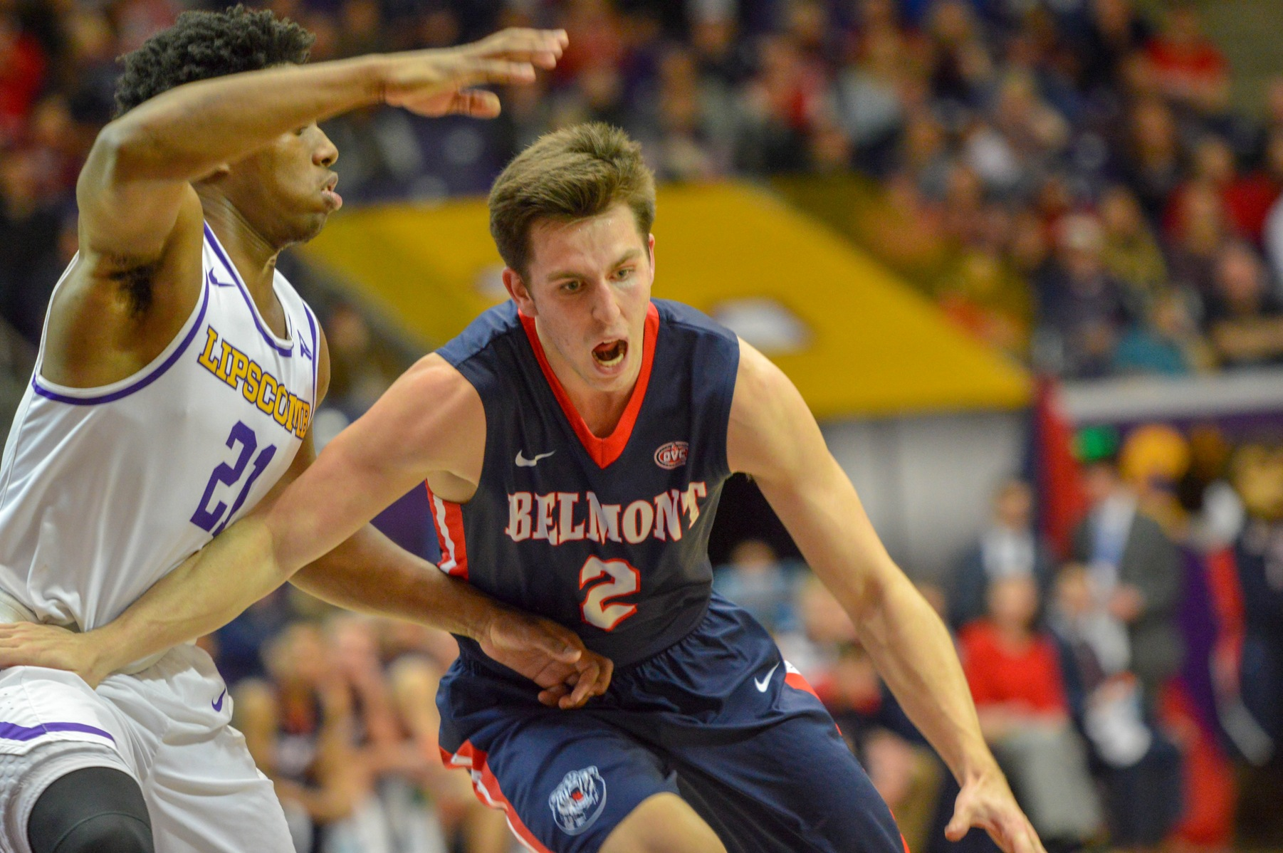 Photo Courtesy: Belmont University Athletics/Hannah Jo Riley