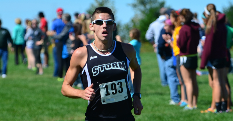LEC men card two top-50 finishes at regional race