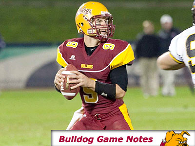 Football Game Notes: Northwood (Oct. 24)