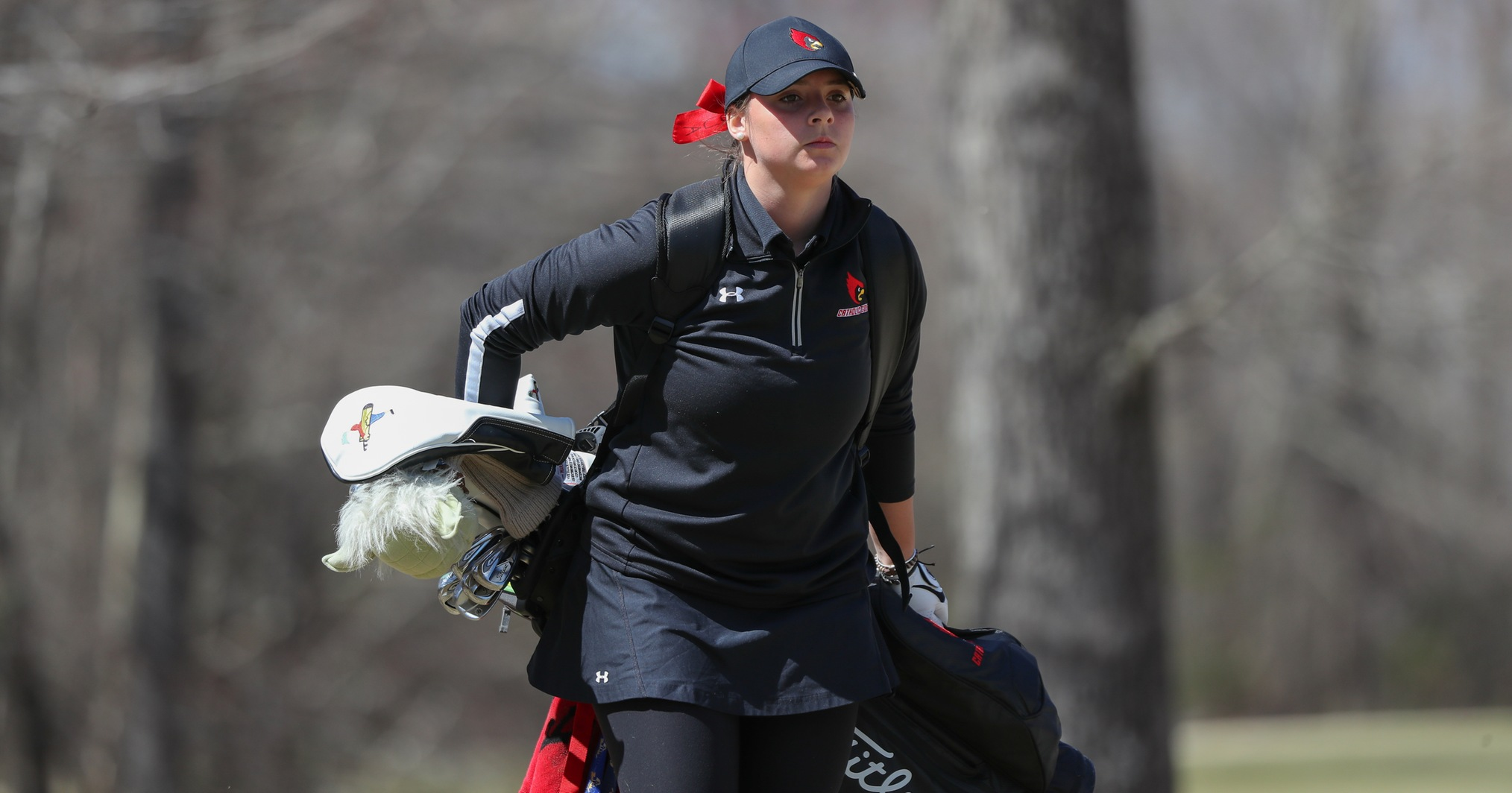 Cardinals Place Fifth in Greene Turtle Invitational