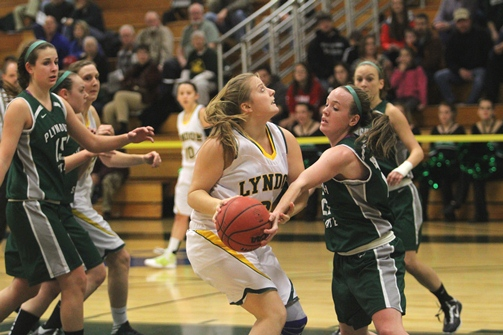 Lyndon loses to Maine Maritime, Husson