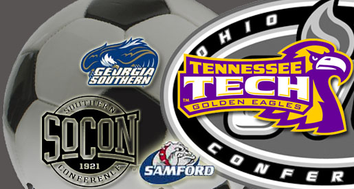 Soccer visits Samford for this weekend's two game tournament