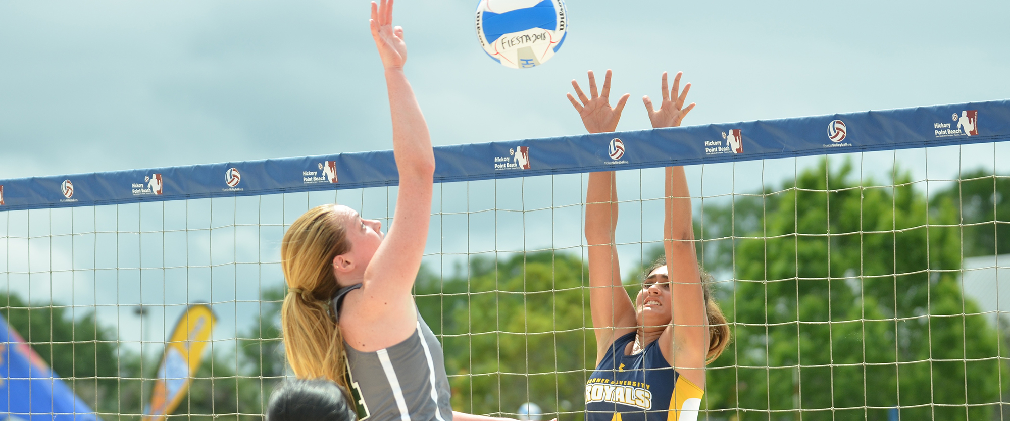 Beach Volleyball Tops Division I Morehead State, Lewis and Clark
