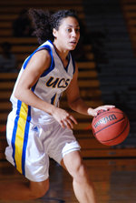 Gauchos Hold Off UC Irvine, 76-68