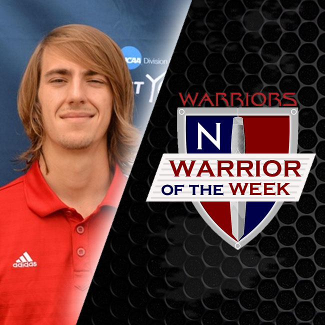 Male Warrior of the Week