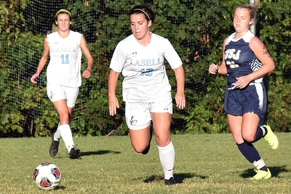 WSOC: Lasell blanked by USJ in GNAC encounter