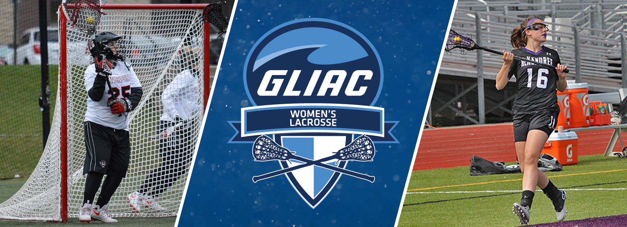 Davenport's Yates, McKendree's Nelson Earn GLIAC Lacrosse Weekly Honors