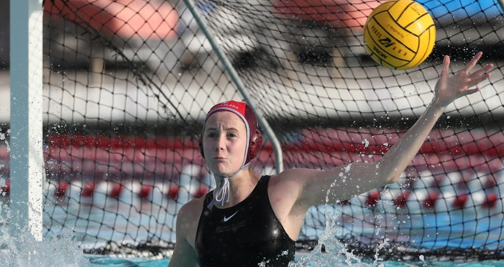 Women's Water Polo Rebounds Sunday, Wins Twice on Final Day of Triton Invitational