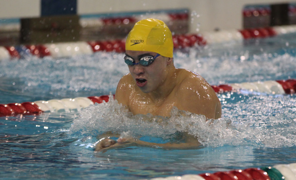 Emory Swimming & Diving Compete at Royal Open