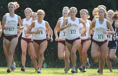 Women earn best finish at Cathcart since 2006; Jackson breaks 25 minutes again