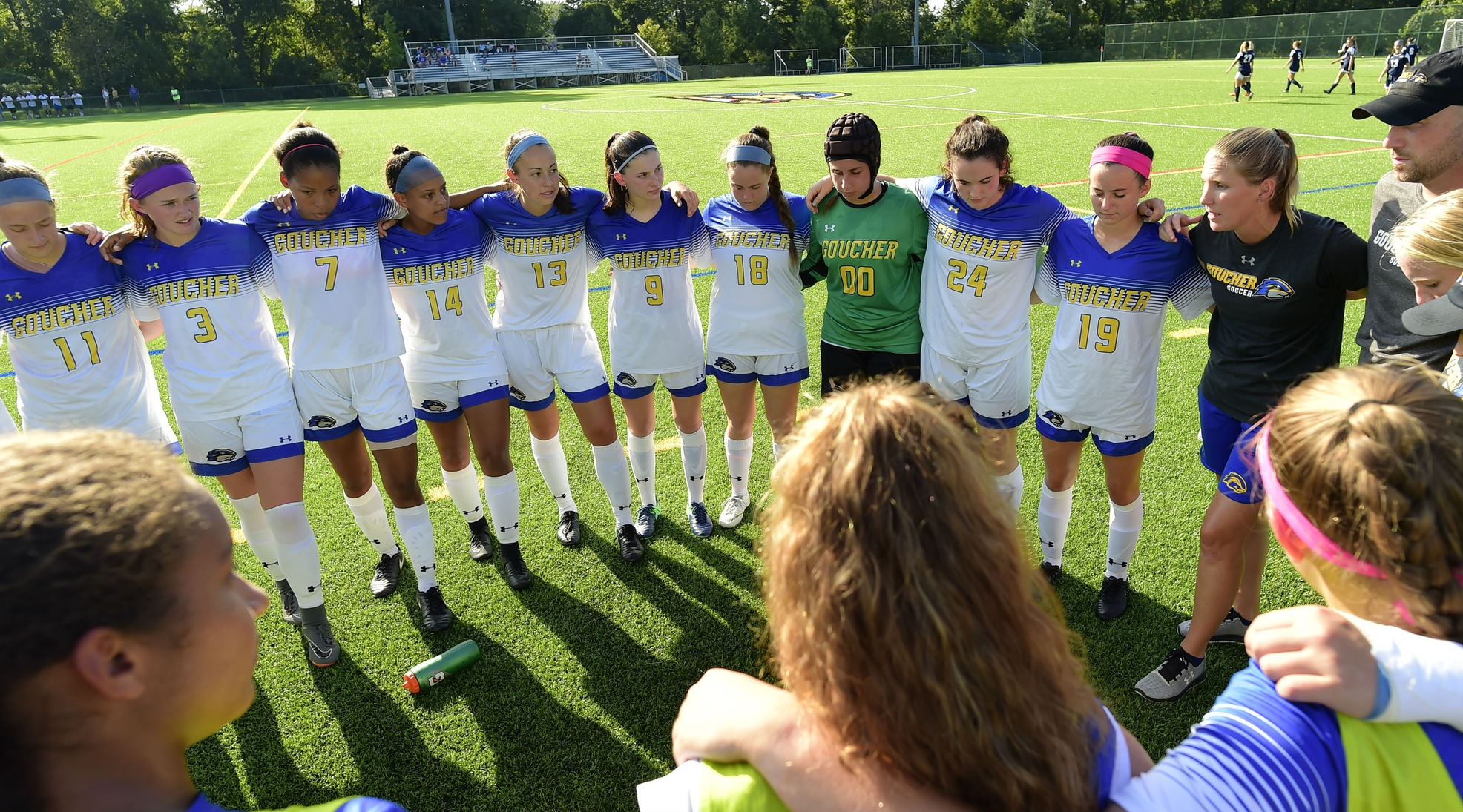 Women's Soccer Blanked at Elizabethtown, 4-0