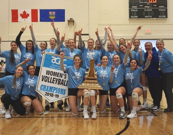 ACAC Women's Volleyball Championship GOLD