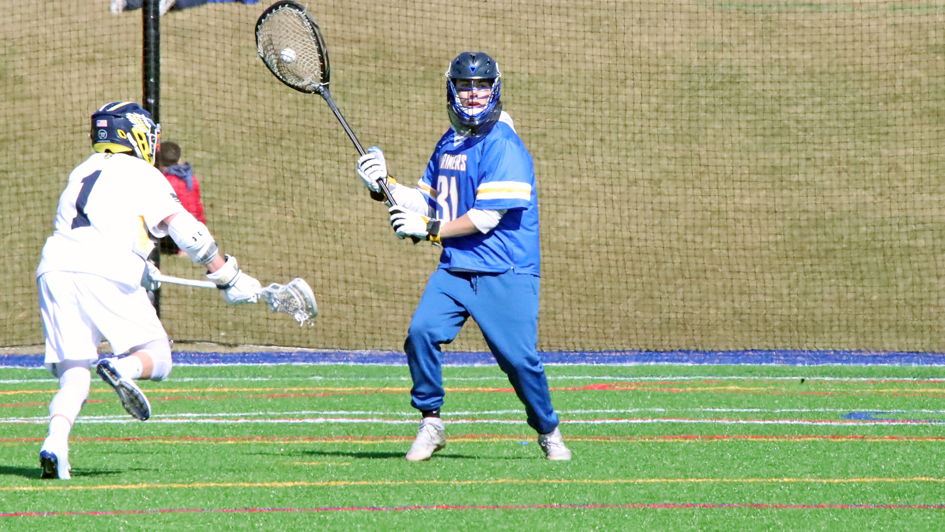 Men's Lacrosse Opens up 2020 Season with Win