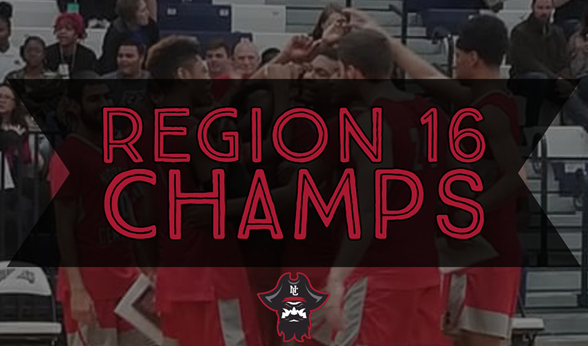 Pirates Earn First Ever Region 16 Title