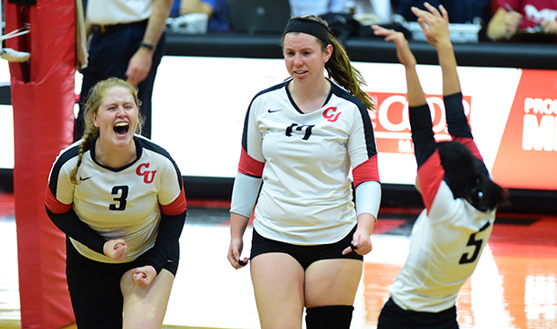 Volleyball Comes Up Short In Title Match