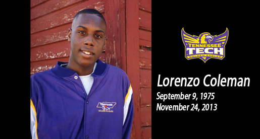 One of Tech's basketball legends, Lorenzo Coleman passes away at 38
