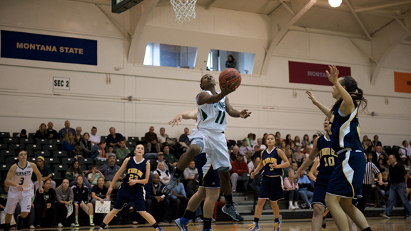 WOMEN'S BASKETBALL ROLLS TO 119-71 EXHIBITION WIN OVER UC SANTA CRUZ