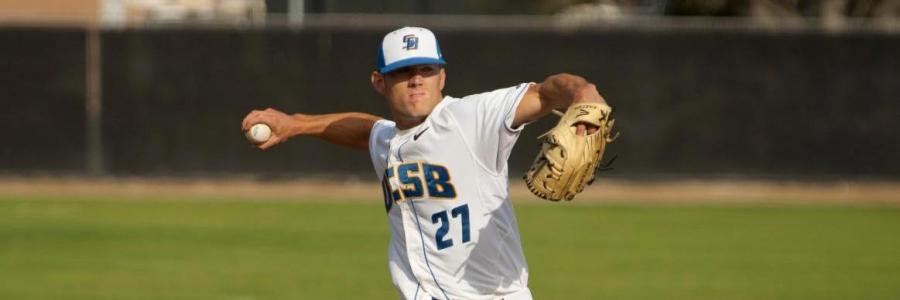 Matt Vedo, Gauchos Dominate No. 8 Fullerton