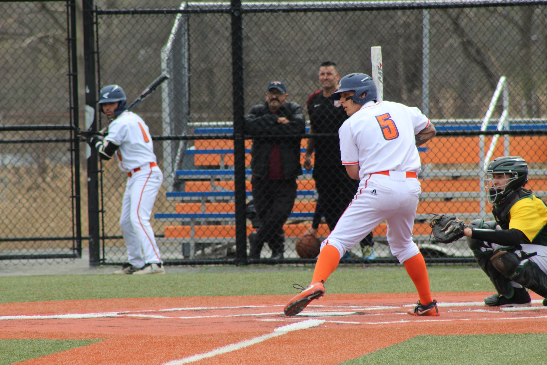Salem State Takes Twinbill  Against MCLA