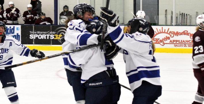 #CUWStatsInfo: Women's Hockey off to strong start
