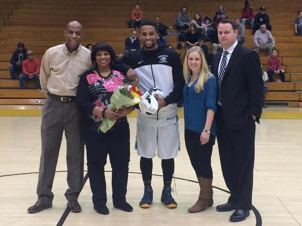 Rams Fall to Yeshiva on Senior Day