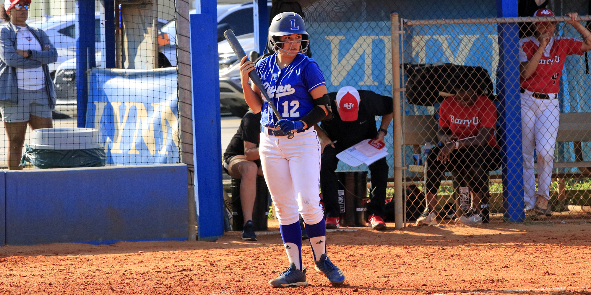 Softball Shuffles Series with Embry-Riddle Due to Weather